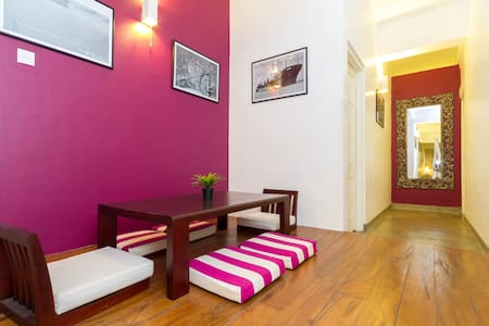 Spacious 5BR Apartment in Colombo - Max Persons 18 - Lejlighed