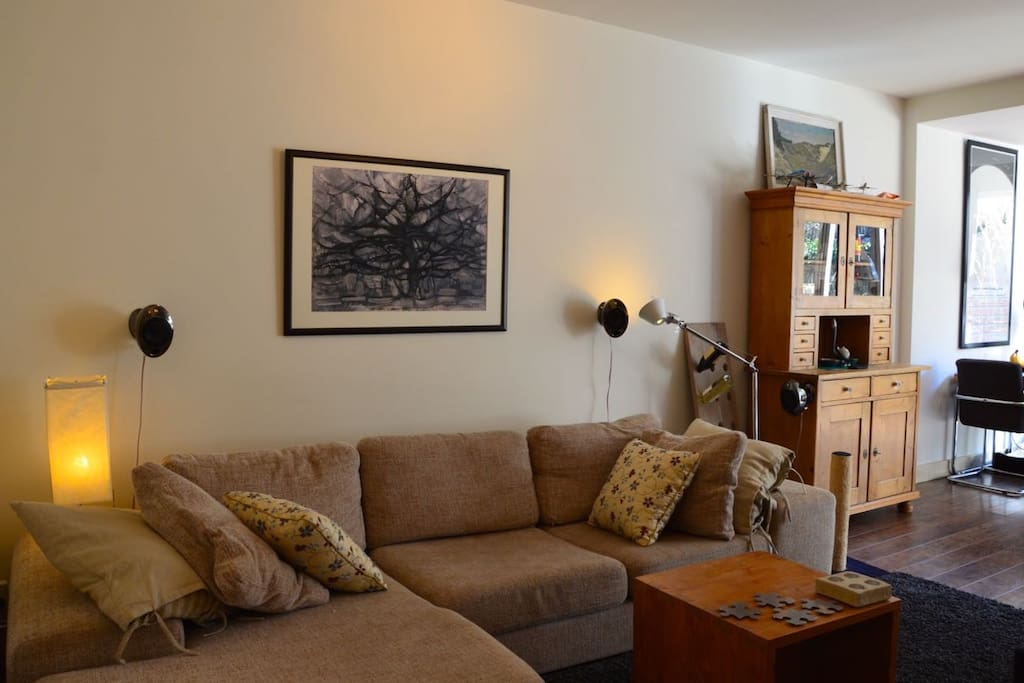 Big lounge sofa