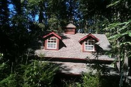 Bonny Doon Studio -Private space above barn. - 聖克魯茲