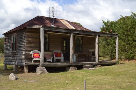 """Scribbly Gum Cottage"" Beautiful and rustic - Kangaroo Valley - Zomerhuis/Cottage"
