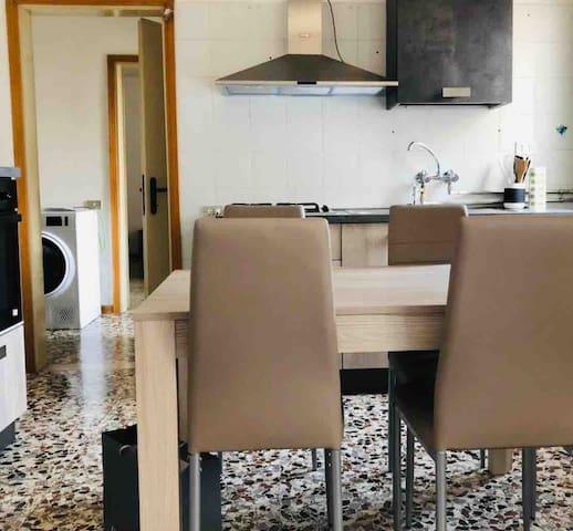 Toti 32,appartamento indipendente