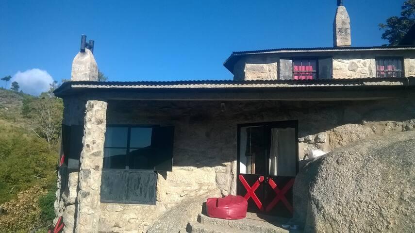 LOBINHAS ROOM - Mountain House - Serra da Estrela