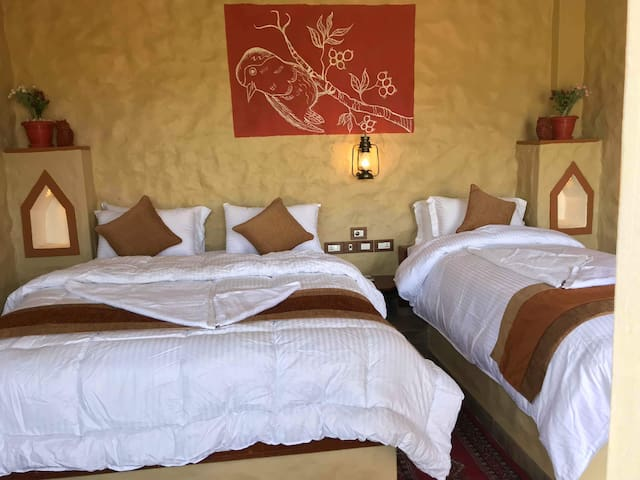 Accommodation in Chitwan National Park