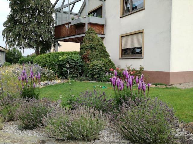Große Wohnung mit schöner Terrasse