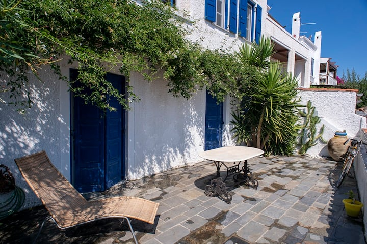 Spetses island vacation house