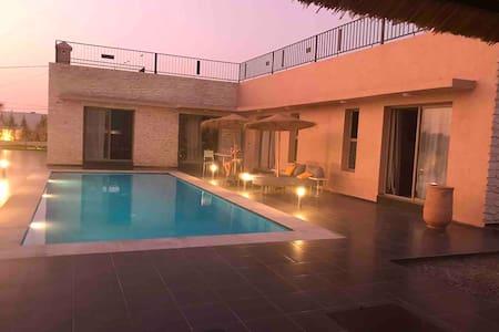 Villa Douar Laarab - 6 personnes avec piscine