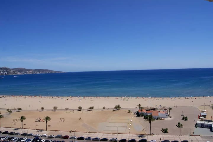 Apartamento 1a Linea Playa/ Beach Apartment - WiFi