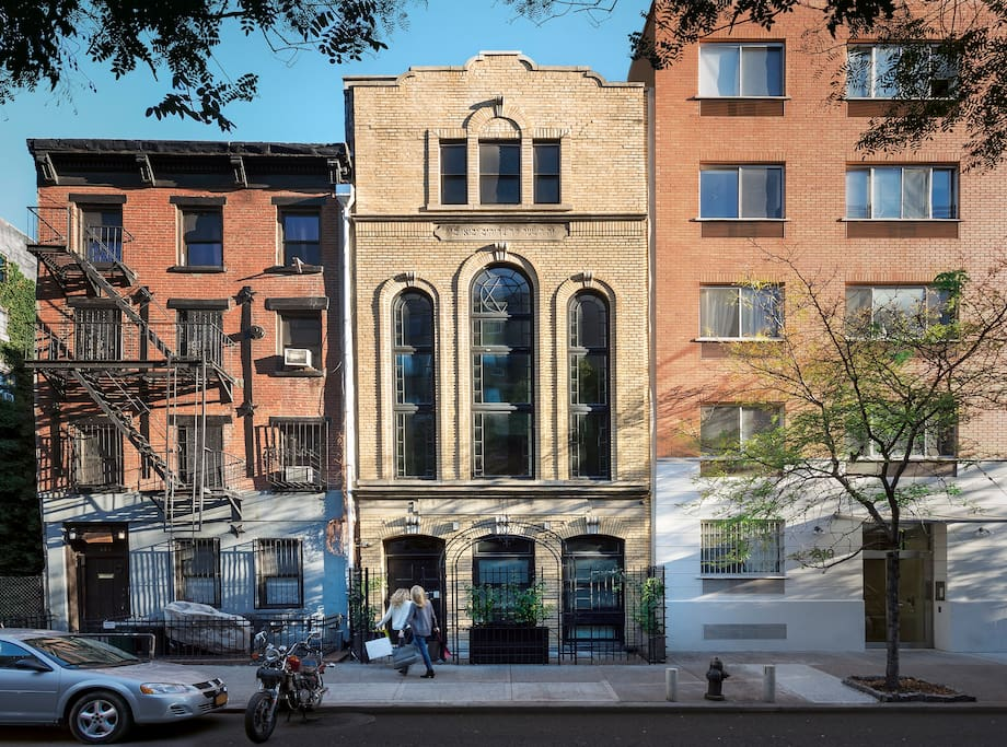 Spectacular Converted Synagogue  in heart of the East Villag