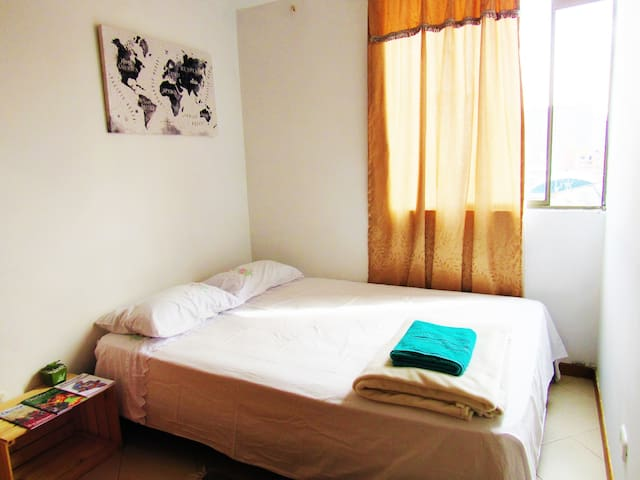 Room Private and Cozy Close to Metro Station