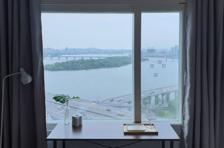 [WM River View House]Map,Hongdae /Free Wifi & IPTV