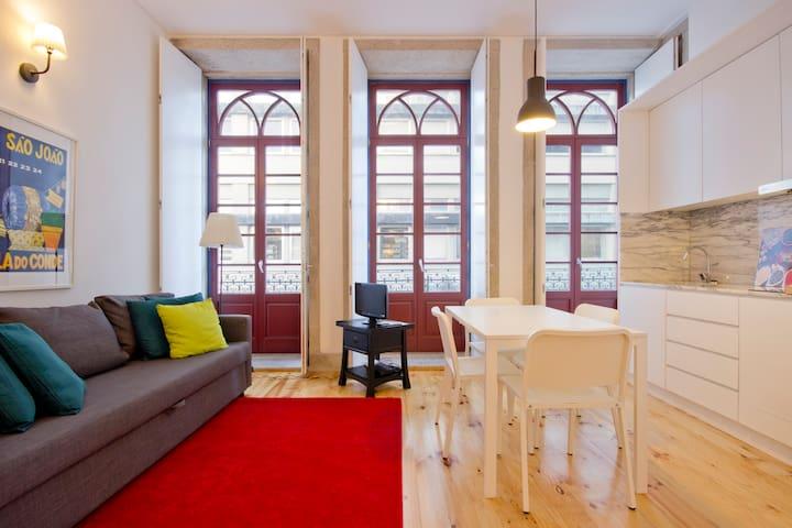 Aliados/Bolhão - Dixo's Oporto Apartments V