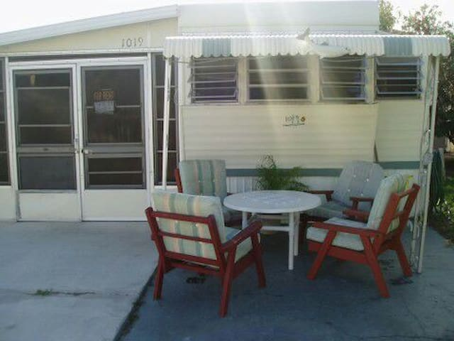 1019 Nettles Island 2 bedroom small mobile home
