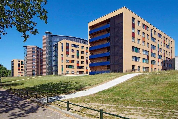 Modern privé appartement, 10 minuten van de stad - Nijmegen - Apartemen