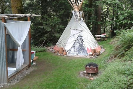 Awesome Tipi - Sherwood