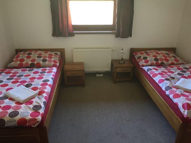 Bedroom 3... downstairs