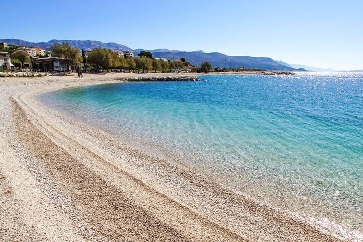 Lux Stay in Split - Žnjan beach,newly renovated