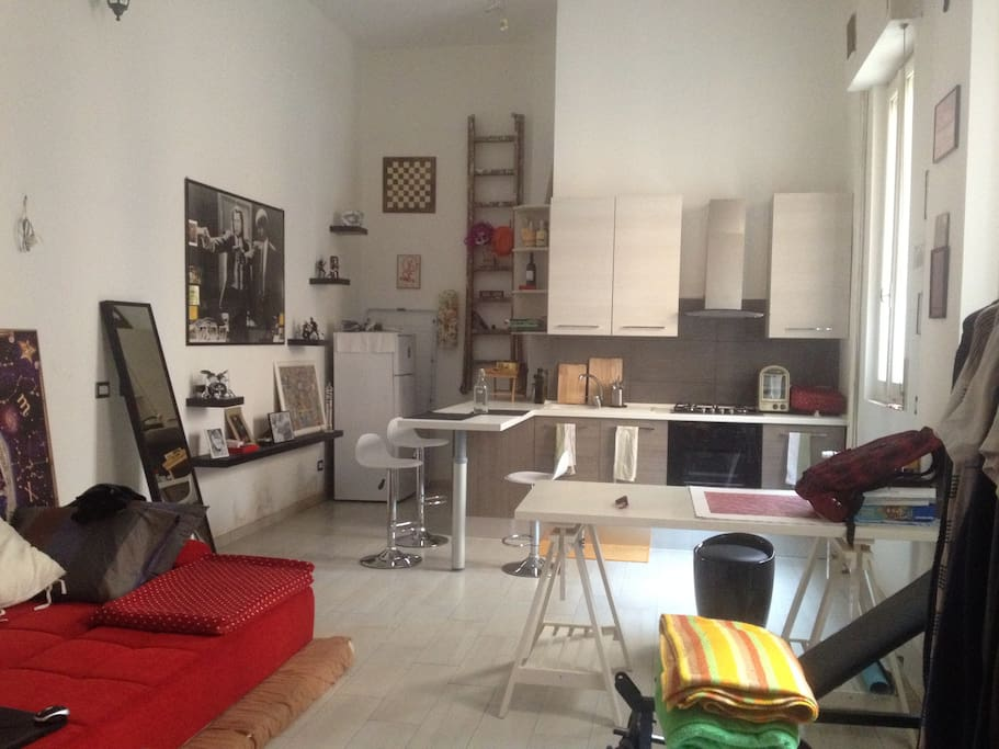 Open space fuorisalone lambrate apartments for rent in for Fuorisalone lambrate