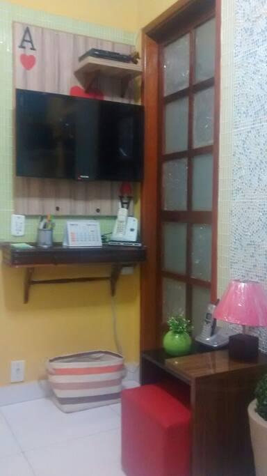 TV plasma e wifi