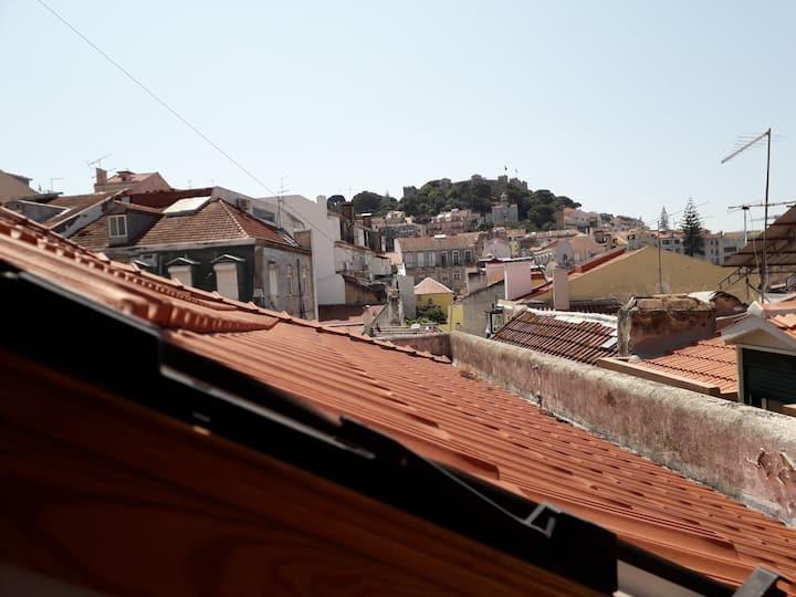 Agostinho Terrace Apartment