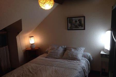 Double room in spa town - Saint-Honoré-les-Bains