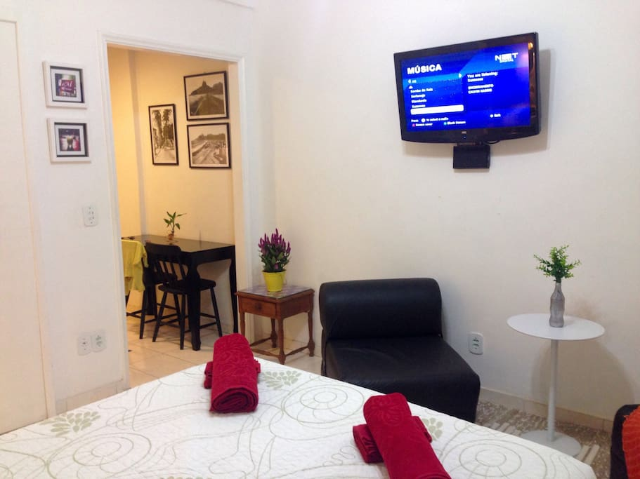 Super confortable Studio apartment in Copacabana. 28m2