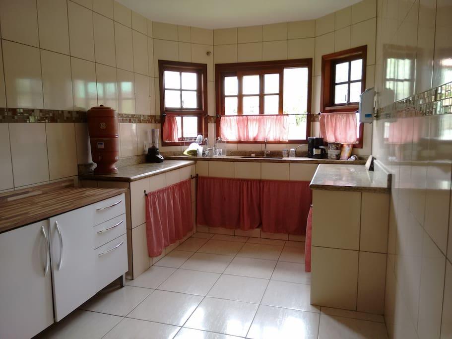 Cozinha interna