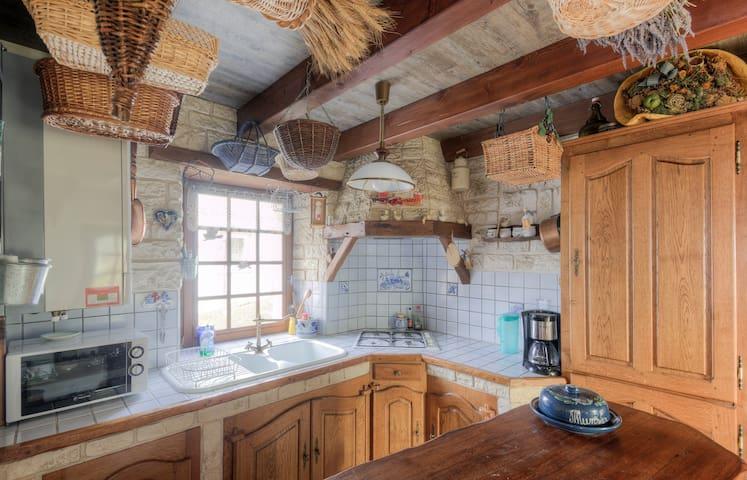 Charmante petite maison - Saulxures-sur-Moselotte - Huis