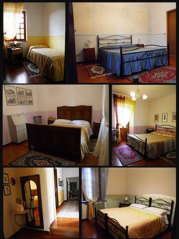 camera matrimoniale - Rieti - Bed & Breakfast