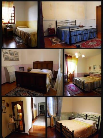 camera matrimoniale - Rieti - ที่พักพร้อมอาหารเช้า