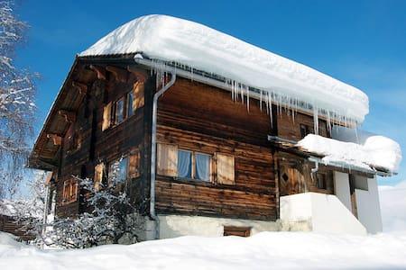 Casa Cadruvi - Obersaxen - Haus