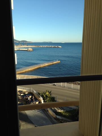 Appartement 4personnes bord de mer - Toulon - Appartement