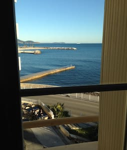 Appartement 4personnes bord de mer - Toulon - Apartemen