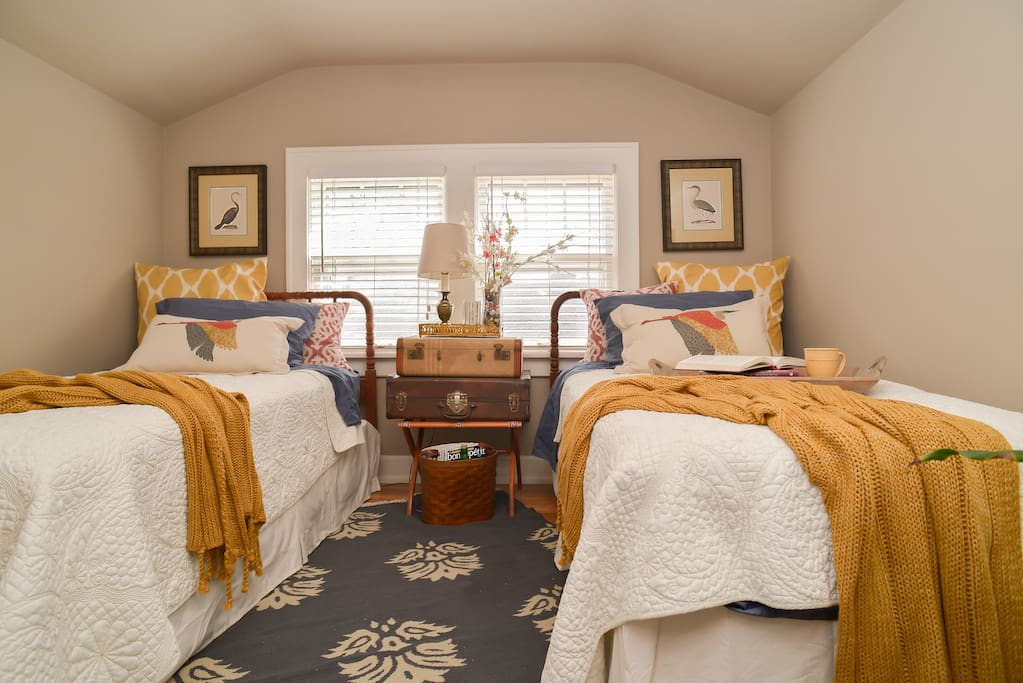 Cozy 2 bed master suite