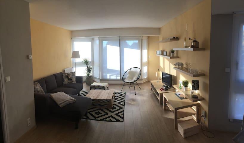 Vannes centre port - T3 66m2 - Vannes - Appartement