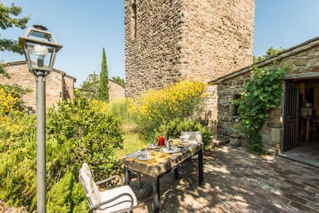 Hamlet of San Biagio a Colle - Casa del Prete - San Leo Bastia - 단독주택