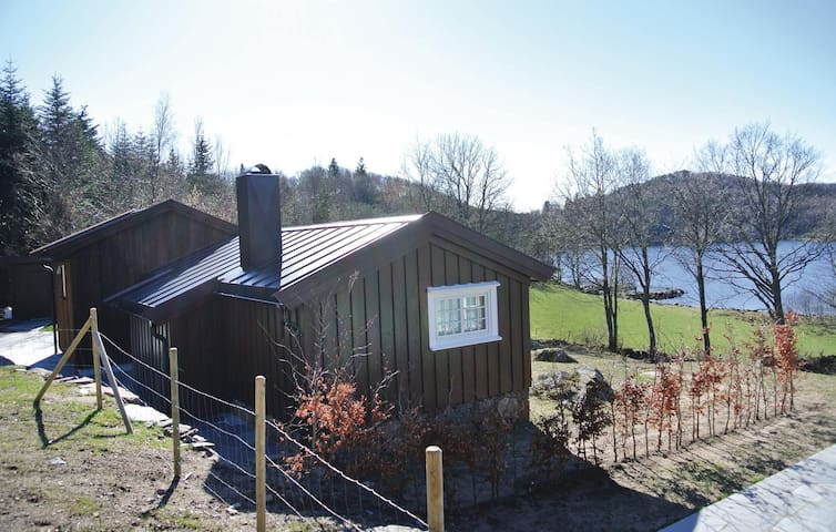 Holiday cottage with 2 bedrooms on 45m² in Farsund