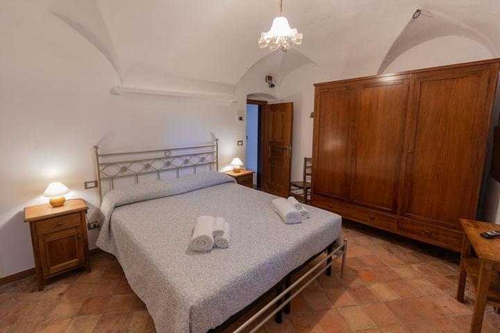 Villa Alda R&B - Camera con tre posti letto