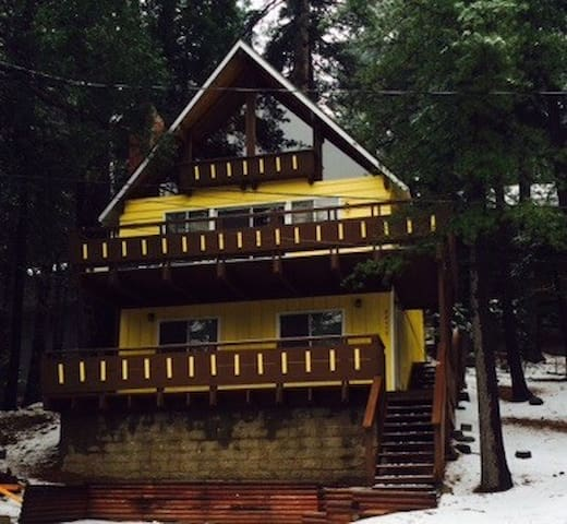 Relaxing Cozy Cabin- Lake Arrowhead