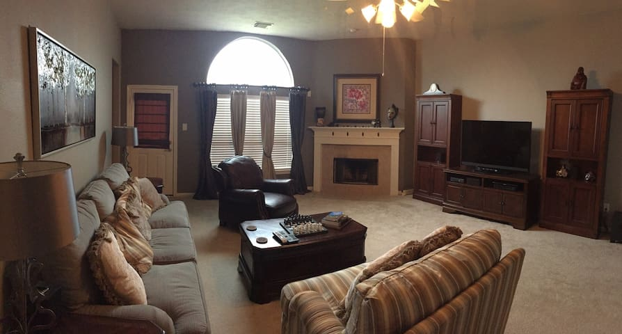 Northwest Houston 3BR/2BA Fairfield - Cypress - Dům