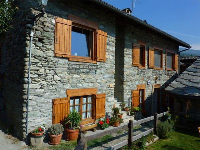 'Maison Tersiva' Appartamento in montagna - Verrayes - Wohnung