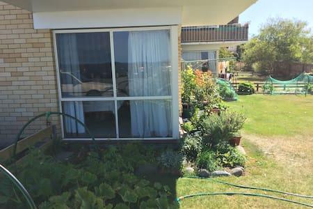 Beachfront apartment in Kingston - Kingston Beach - Leilighet
