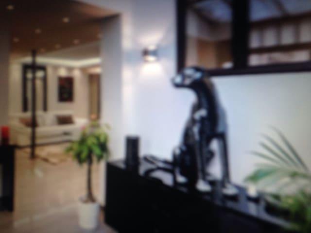 L'appartement de 120 mètres carrés - Orléans - Apartment