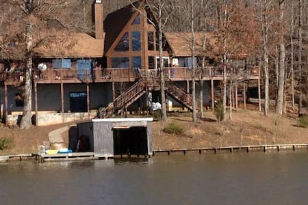 Lake Gaston 7 Bedroom 3 Bath Lakefront 4,280 sq ft - 利特尔顿(Littleton) - 独立屋