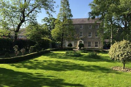 Room Grade II listed Georgian Hall - Oswaldtwistle - 住宿加早餐