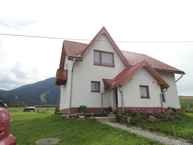 Apartments Tania - Tatras - Závažná Poruba - Departamento