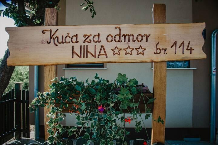 """Kuća za odmor """"Nina"""" (65m2) - toplice Sv. Martin"""