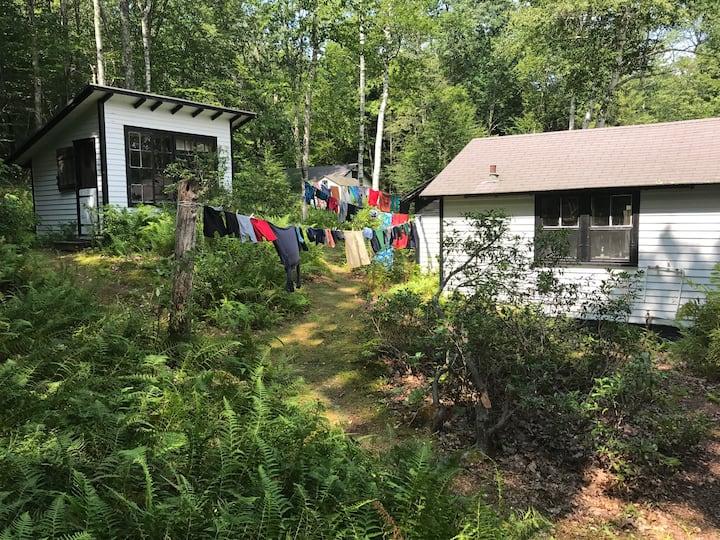 Birchfield: Four Summer Cottages on Tobey Pond