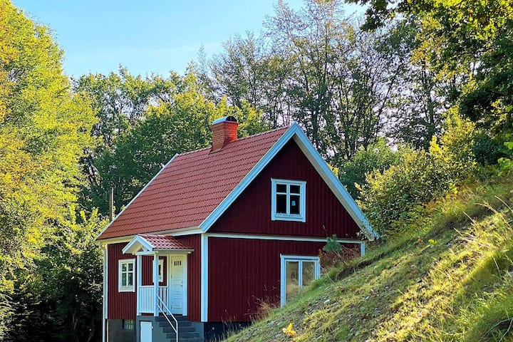 5 person holiday home in NÄSUM