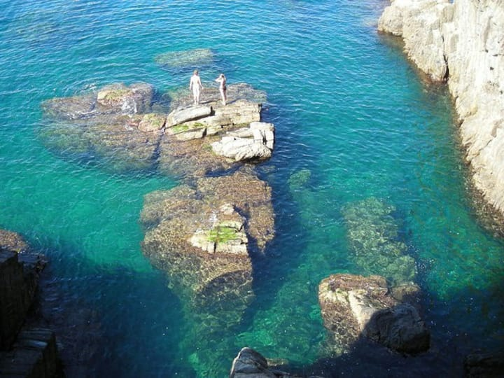 Spot on the sea - codice Citra 011015-LT-0383