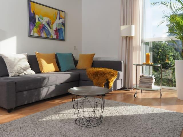 Rust en ruimte in luxe woning 'Hunze' nabij stad!